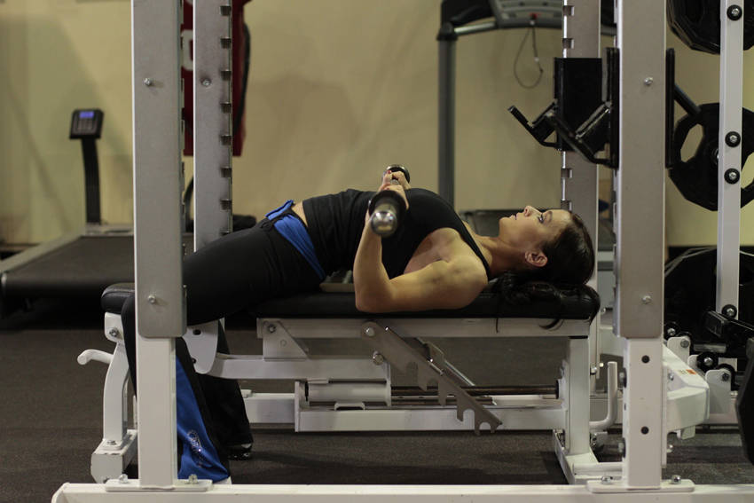 Bench Press Powerlifting Exercise Guide And Video