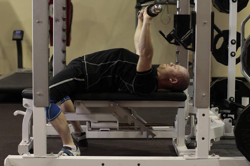 Bench Press - Powerlifting image