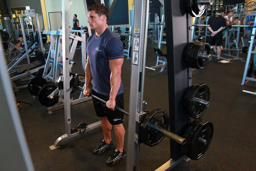 deadlifts on smith machine