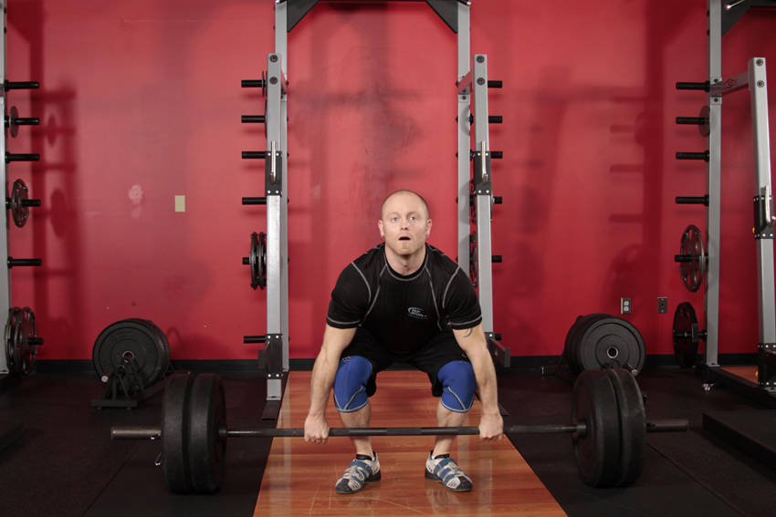 Clean Deadlift image