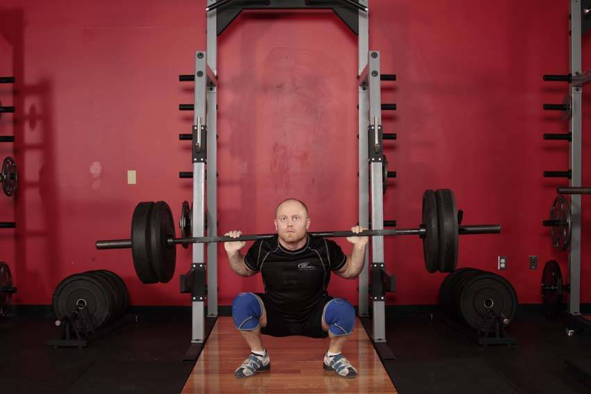 Olympic Squat  image