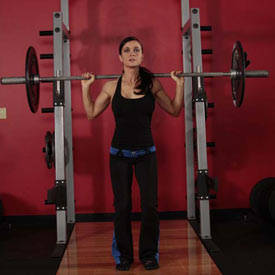 push press exercise guide and video