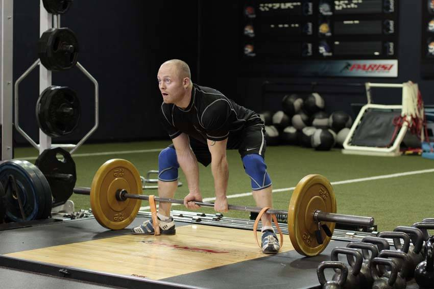 Sumo Deadlift with Bands image