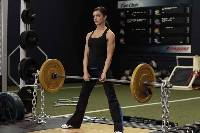Sumo Deadlift with Chains Exercise Guide and Video