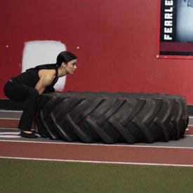 Tire Flip Exercise Guide and Video