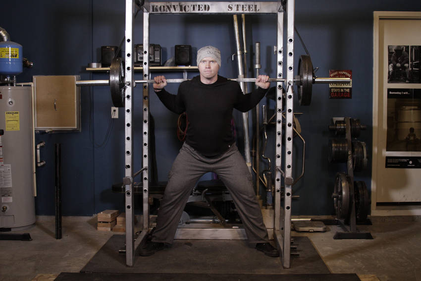 How to Squat Clean
