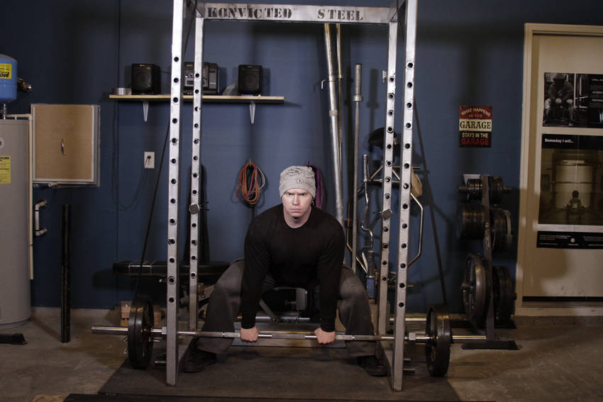Reverse Band Sumo Deadlift image