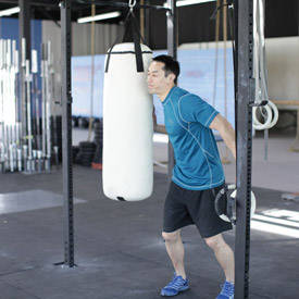 Heavy Bag Thrust image