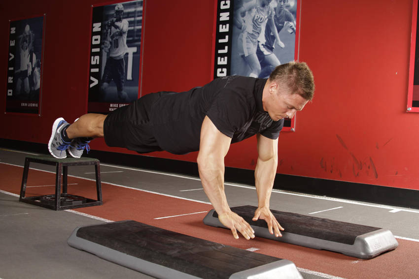 Image result for plyo push up pic