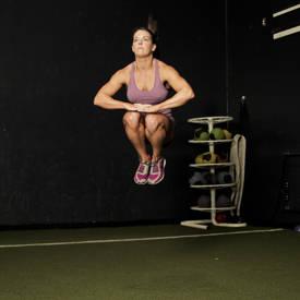 Knee Tuck Jump