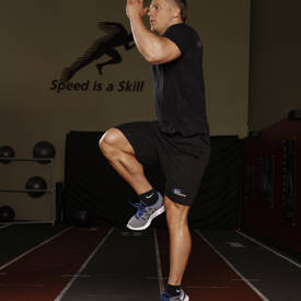 Single Leg Push-off image