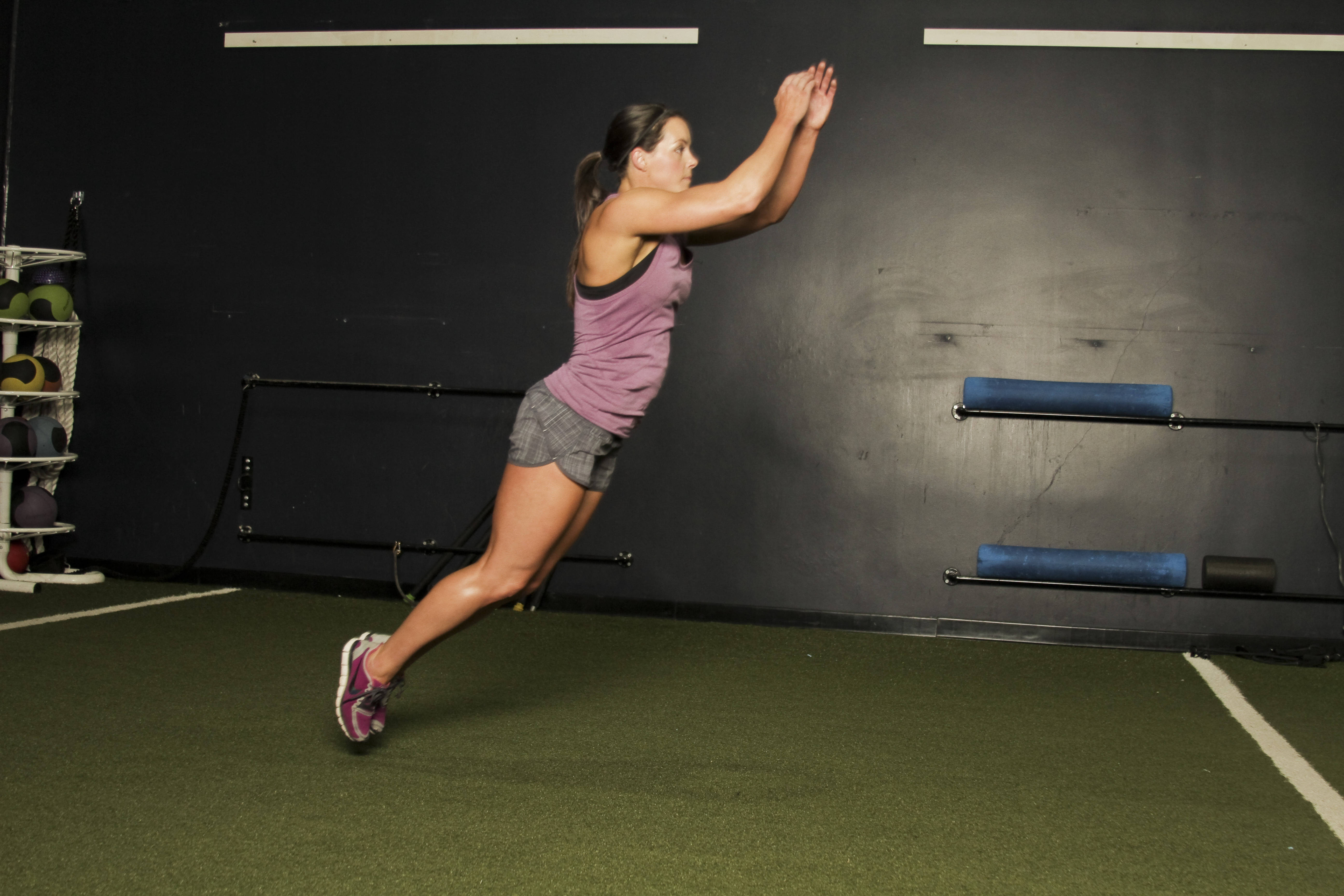 Standing Long Jump Exercise Guide and Video