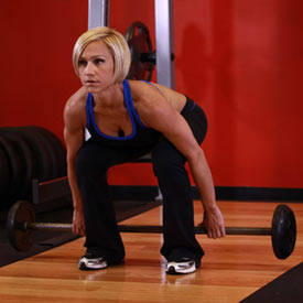Barbell Hack Squat
