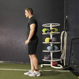 Hip Flexion with Band