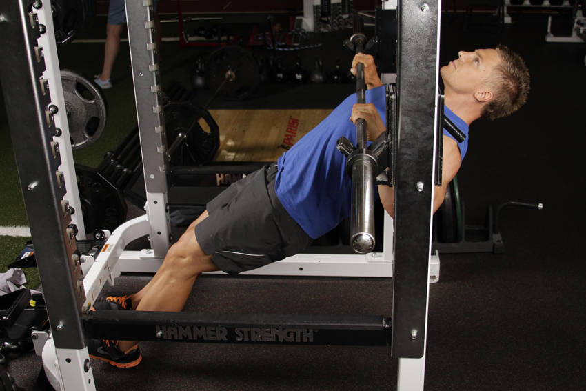 Inverted RowInverted Row Muscles