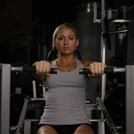 Alternating Hammer strength chest