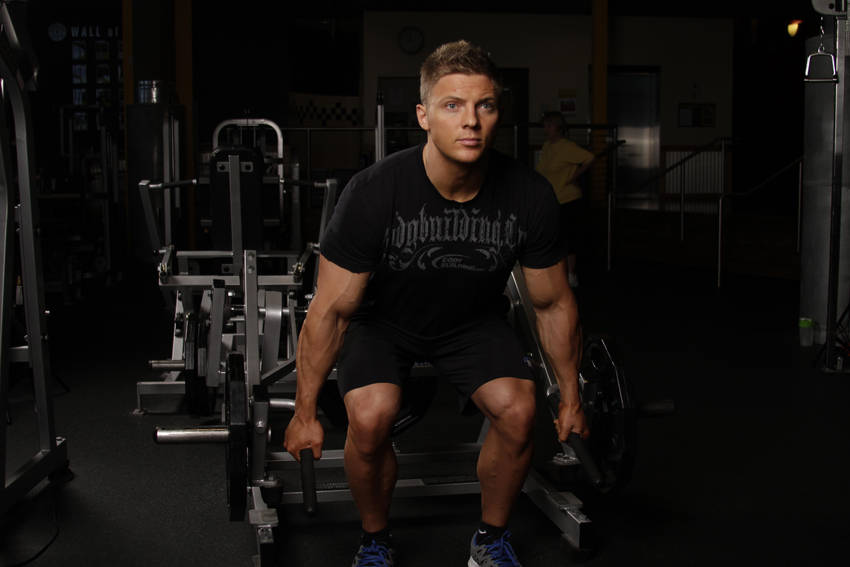 Leverage Deadlift image