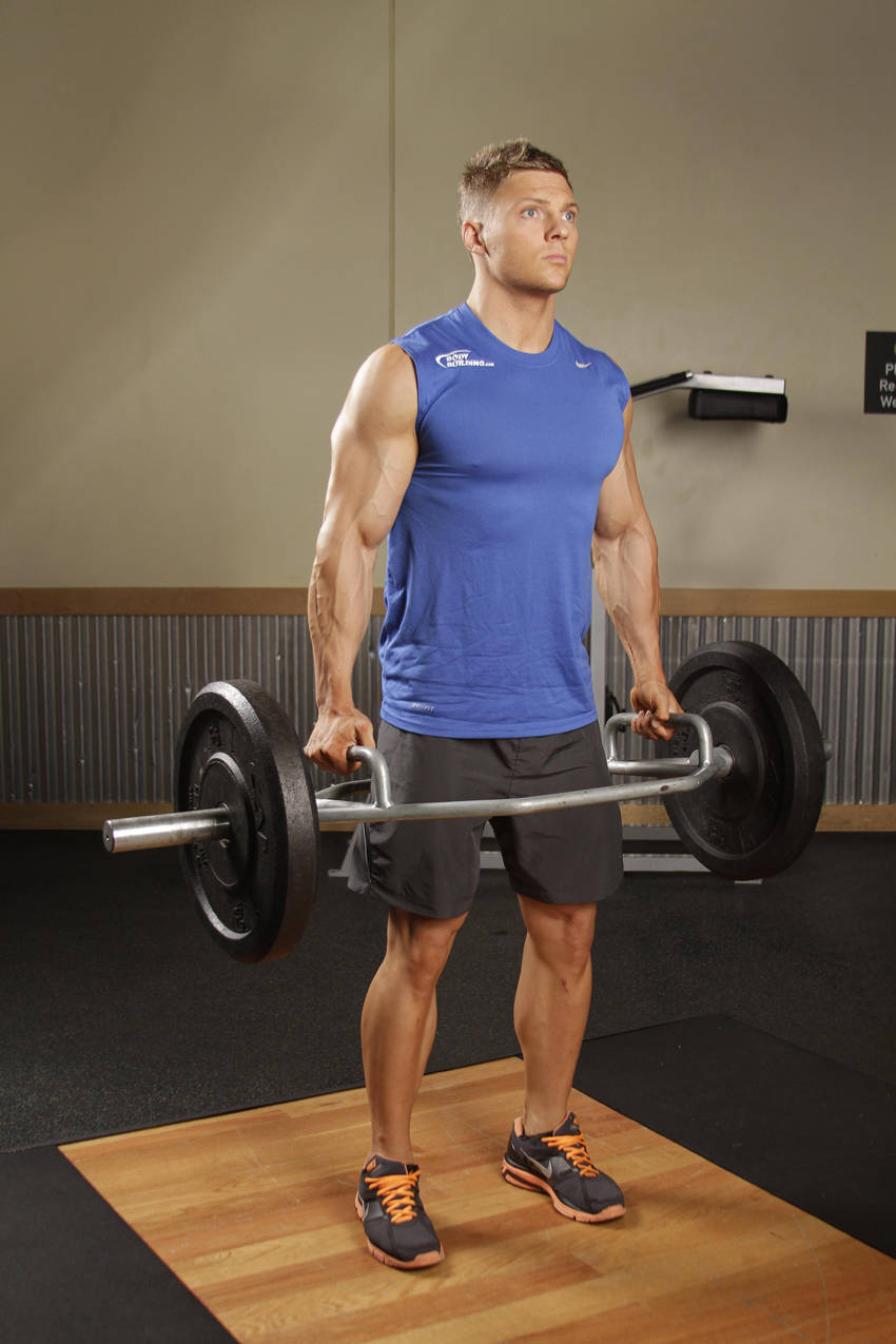 Trap Bar Deadlift Exercise Guide and Video