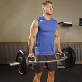 Trap Bar Deadlift Images