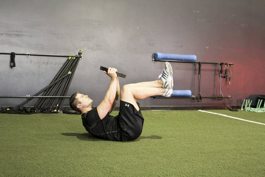 Image result for Weighted Crunches