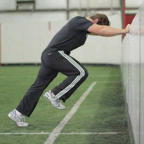Linear Acceleration Wall Drill