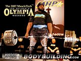 Olympia Powerlifting: Deadlift