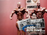 Phil Heath & Darrem Charles