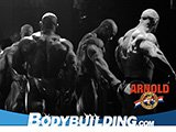 2008 Arnold Classic: Back In Black!