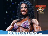 2008 Figure International Champion Gina Aliotti!
