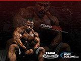 IFBB Pro Bodybuilder Fouad Abiad!