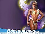 IFBB North Americans Overall Figure Winner Georgina Valenzuela