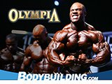 2008 Olympia Wallpaper: Phil Heath!