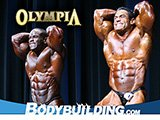 2008 Olympia: JOJ & Gustavo Badell!