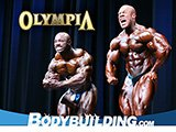 2008 Olympia: Dexter Jackson & Phil Heath!