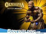 Mr. Olympia Dexter Jackson!