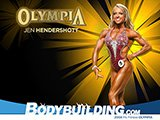 Ms. Fitness Olympia Jen Hendershott!