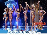 2009 Arnold Classic: Figure International!