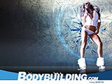 Icy: WBFF Competitor Lindsay Szvetits!