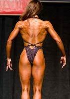 Alissa Competing