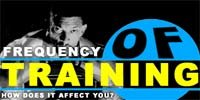 Frequency Of Training!
