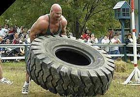 The Tire Flip