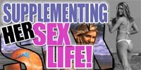 Supplementing Her Sex Life!