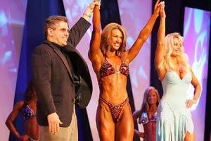 IFBB Figure Professional Mary Elizabeth Lado