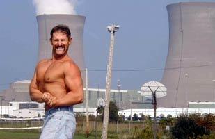 Mark Subsinsky: Nuclear-Powered!