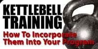 Kettlebell Training: How To Incorporate Them Into Your Program!