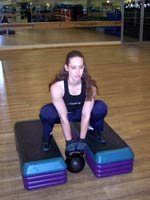 Kettlebell Pyramid Deadlift