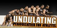 Undulating Periodization For Athletes!