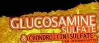 Glucosamine Sulfate And Chondroitin Sulfate For Osteoarthritis!