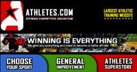 Athletes.com: Get The Extreme Competitive Advantage!