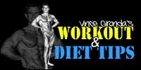 Vince Gironda's Workout And Diet Tips